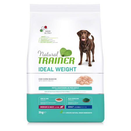 Croccantini Trainer Light per Cani taglia Media in sovrappeso