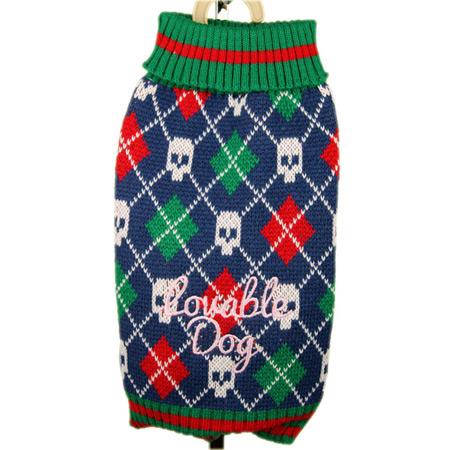 Maglione Lord Henry per cane di taglia piccola
