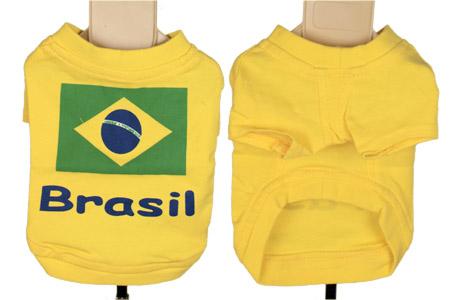 Maglietta del Brasile