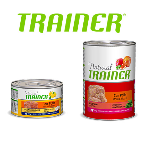Scatolette per Cani Natural Trainer