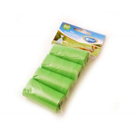 Sacchetti Igienici Biodegradabili per deiezioni canine
