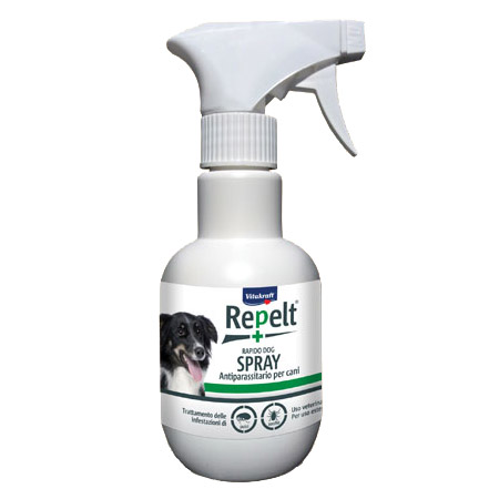 Spray Antiparassitario per Cani