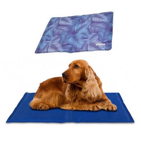 Tappetino Refrigerante Mimetico per Cani piccoli, medi e grandi