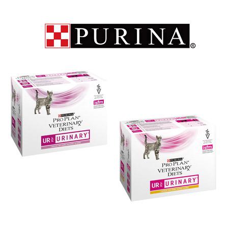 Purina Pro Plan Bustine Urinary Gatto Veterinary Diet