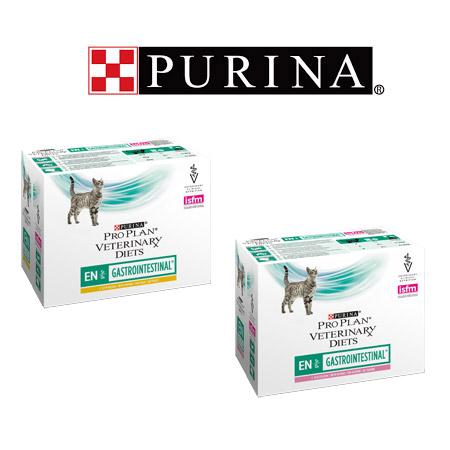 Purina Pro Plan Bustine Gastrointestinal Gatto Veterinary Diet