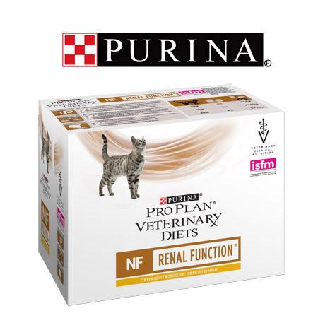 Purina Pro Plan Bustine Renal Gatto Veterinary Diet