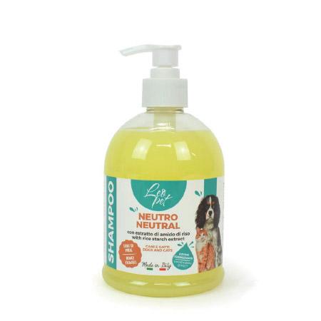 Shampoo Neutro per Cani e Gatti