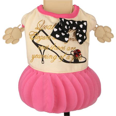 Vestito Desiderio Giallo e rosa