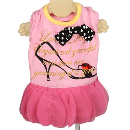 Vestito Desiderio Rosa