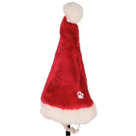 Cappello di Babbo Natale per cani