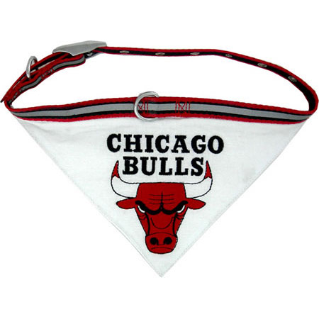Collare con Bandana NBA dei Chicago Bulls