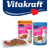 Salse per Gatto Vitakraft in Bustina da 85gr