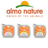 Vaschette Almo Nature Daily Gatto da 100gr