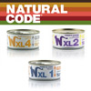 Scatolette Gatto Natural Code da 170gr