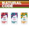 Bustine Gatto Natural Code da 70gr