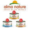 Megapack Almo Nature - 6 Scatolette HFC per Gatto