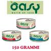 Umido Oasy per Gatto Specialità Naturali in lattina da 150gr