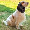 Paraorecchie Impermeabile Nero per Cocker e Cani con orecchie lunghe