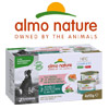 Multipack 4x95gr. Scatolette Cani Almo Nature HFC Complete