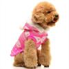Maglioncino Rosa per cani con Smile