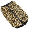 Giacca Leopardata per cani grandi con apertura sul dorso